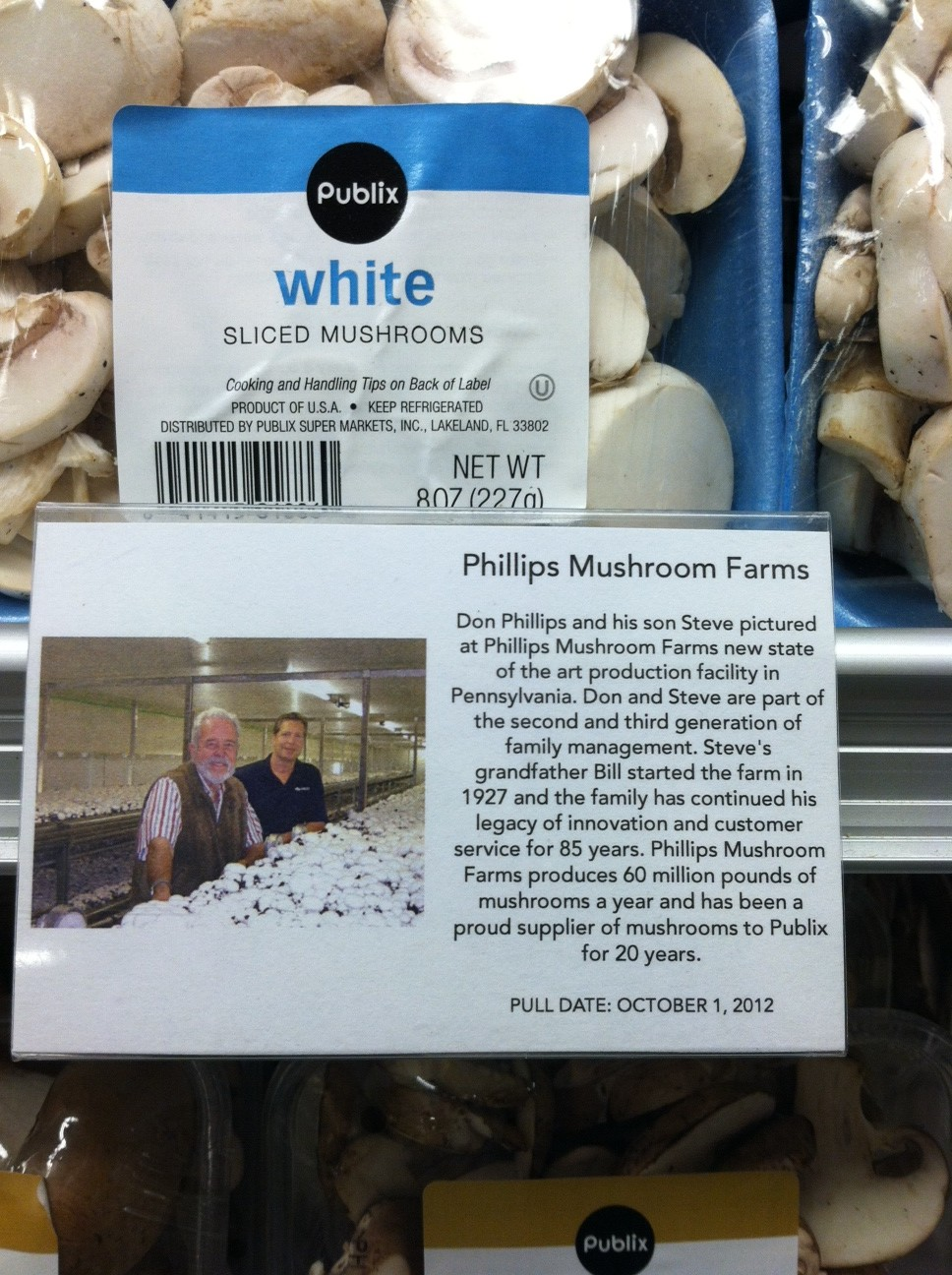Publix Grocery Shelves Invite Consumers To Know Their