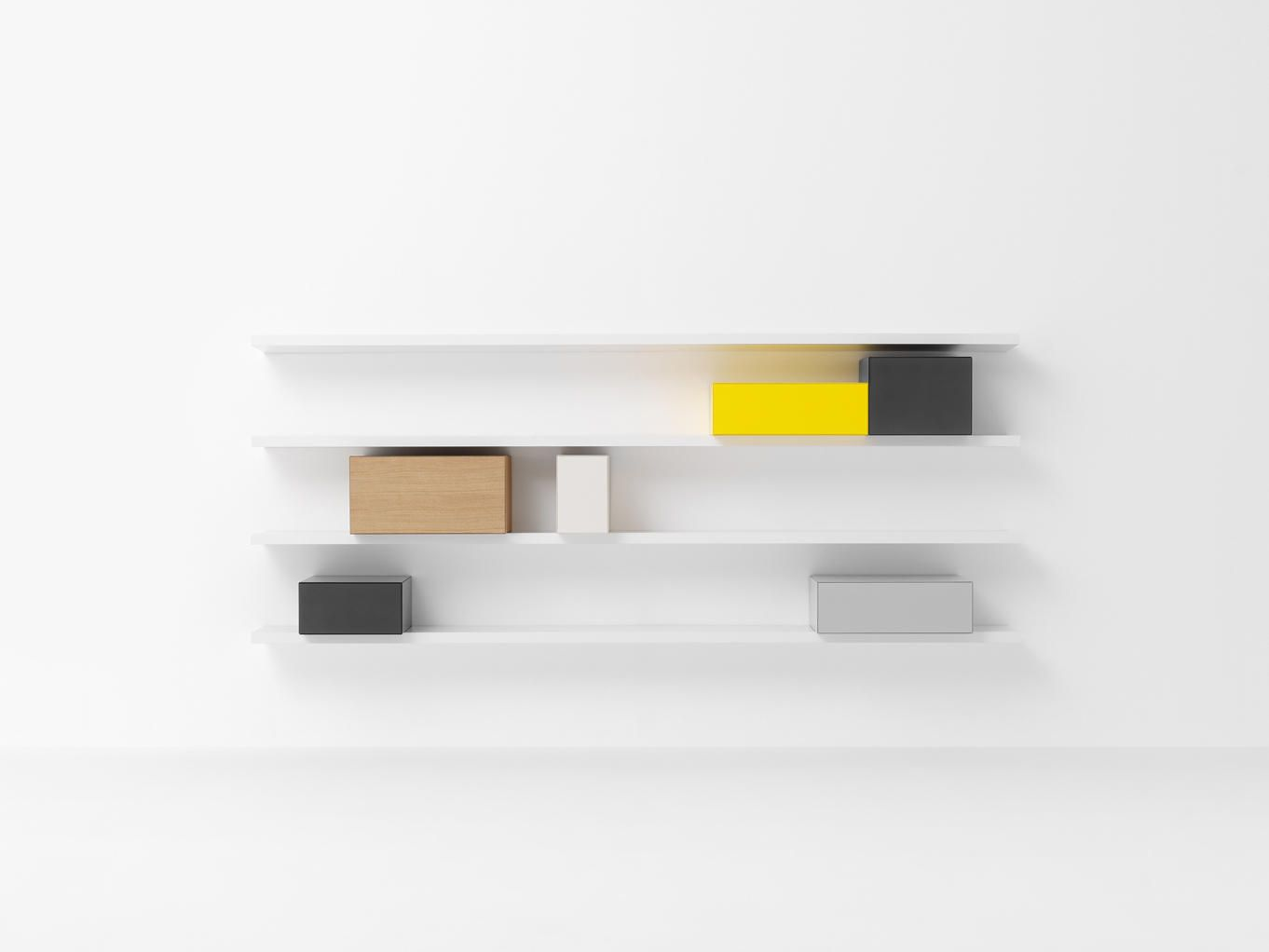 Vision - Wall Shelves From Pastoe | Architonic | Furniture