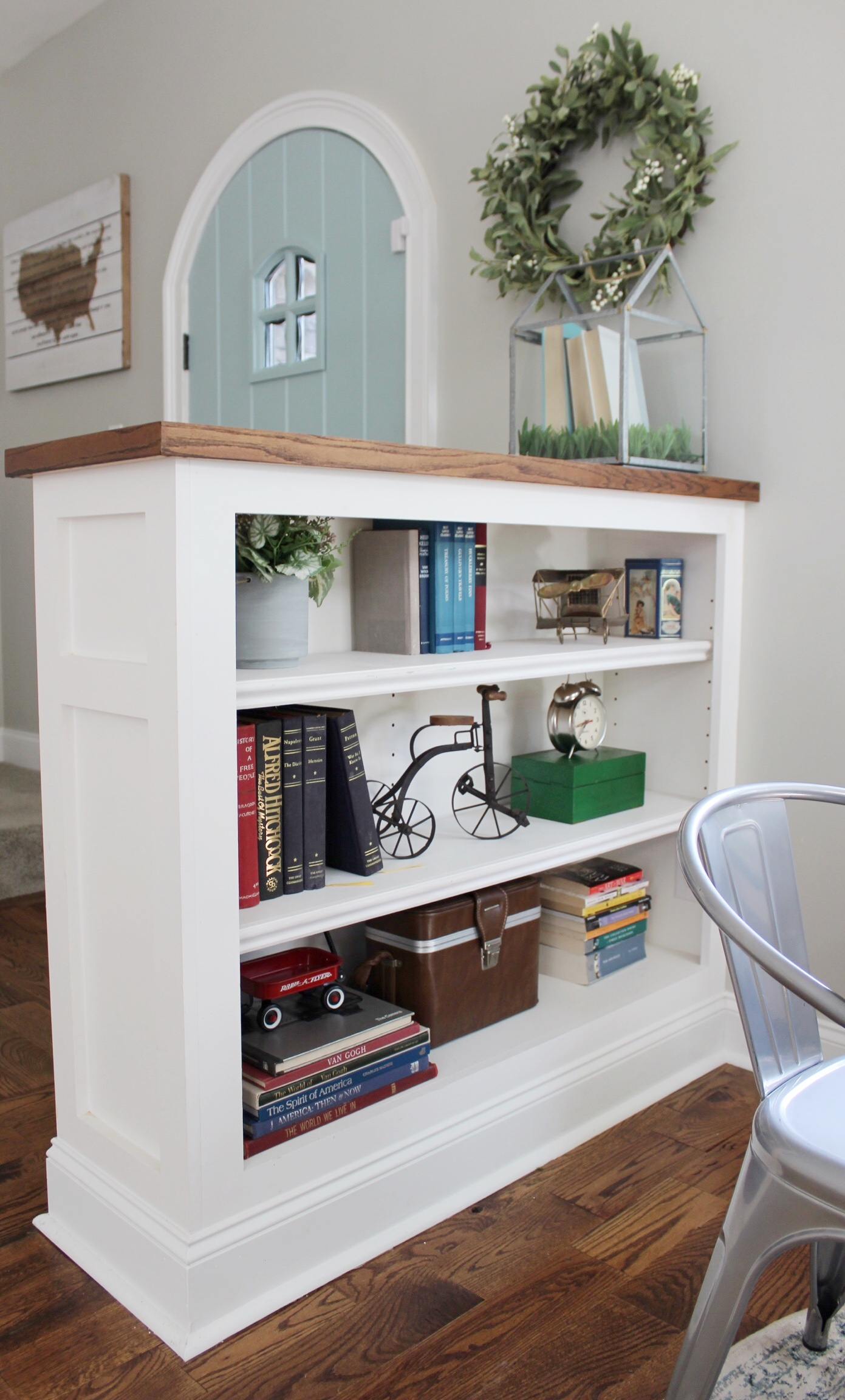 Tips For Styling Shelves • Robyn's Southern Nest