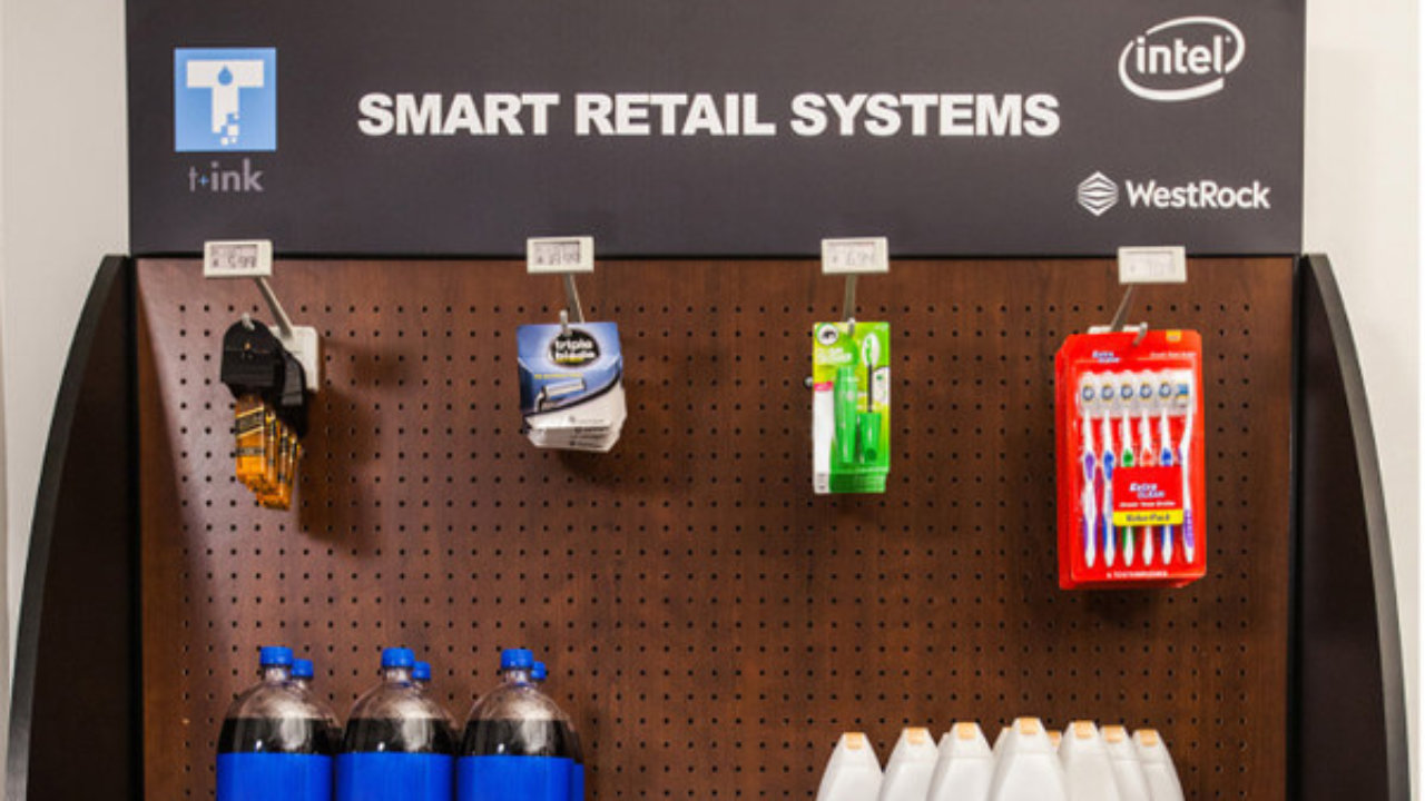 Westrock And T-ink To Launch Smart Shelves - Iob