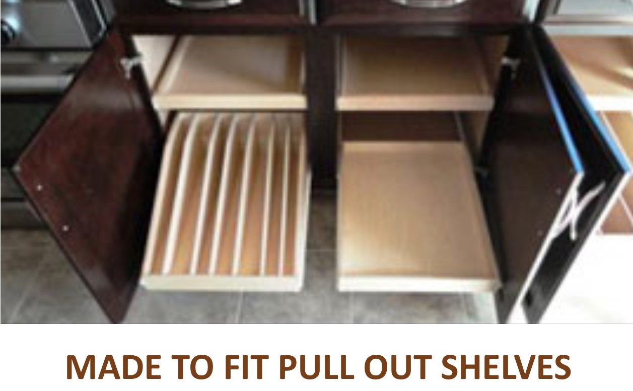 Kitchen Pull Out Shelves-pantry Pull Out Shelves-slide Out