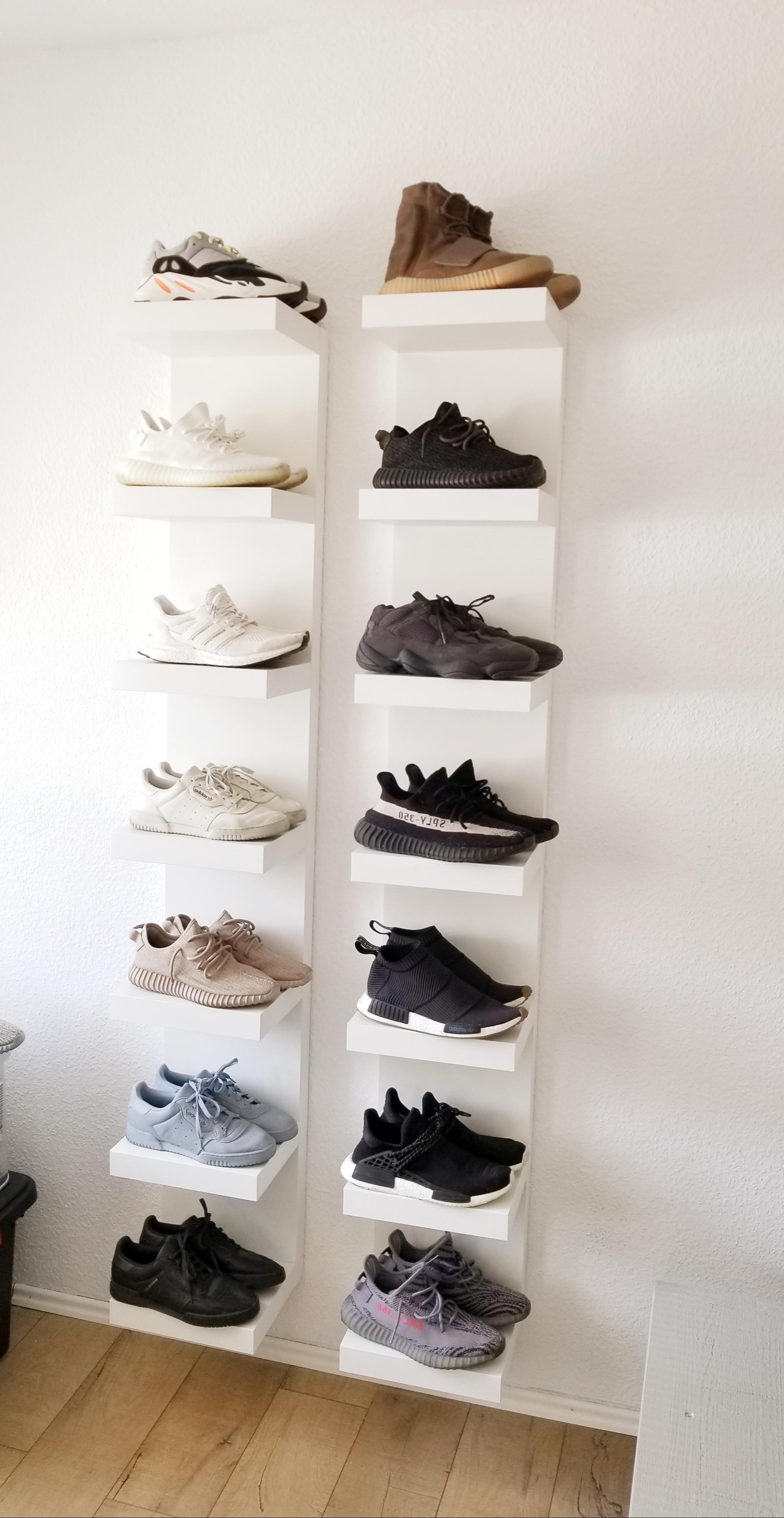 Finally Got Some Lack Shelves! : Sneakers