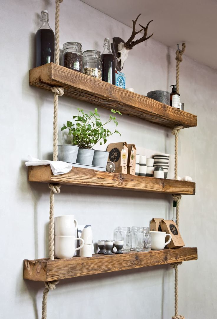 Creative Simple Floating Shelves In 2019   Future Home   Home Decor