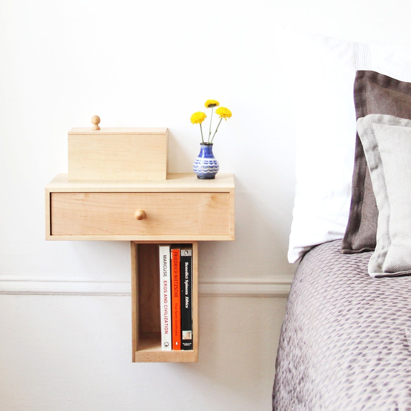 5 Favorites: Bedside Shelves (in Lieu Of Tables)   Small