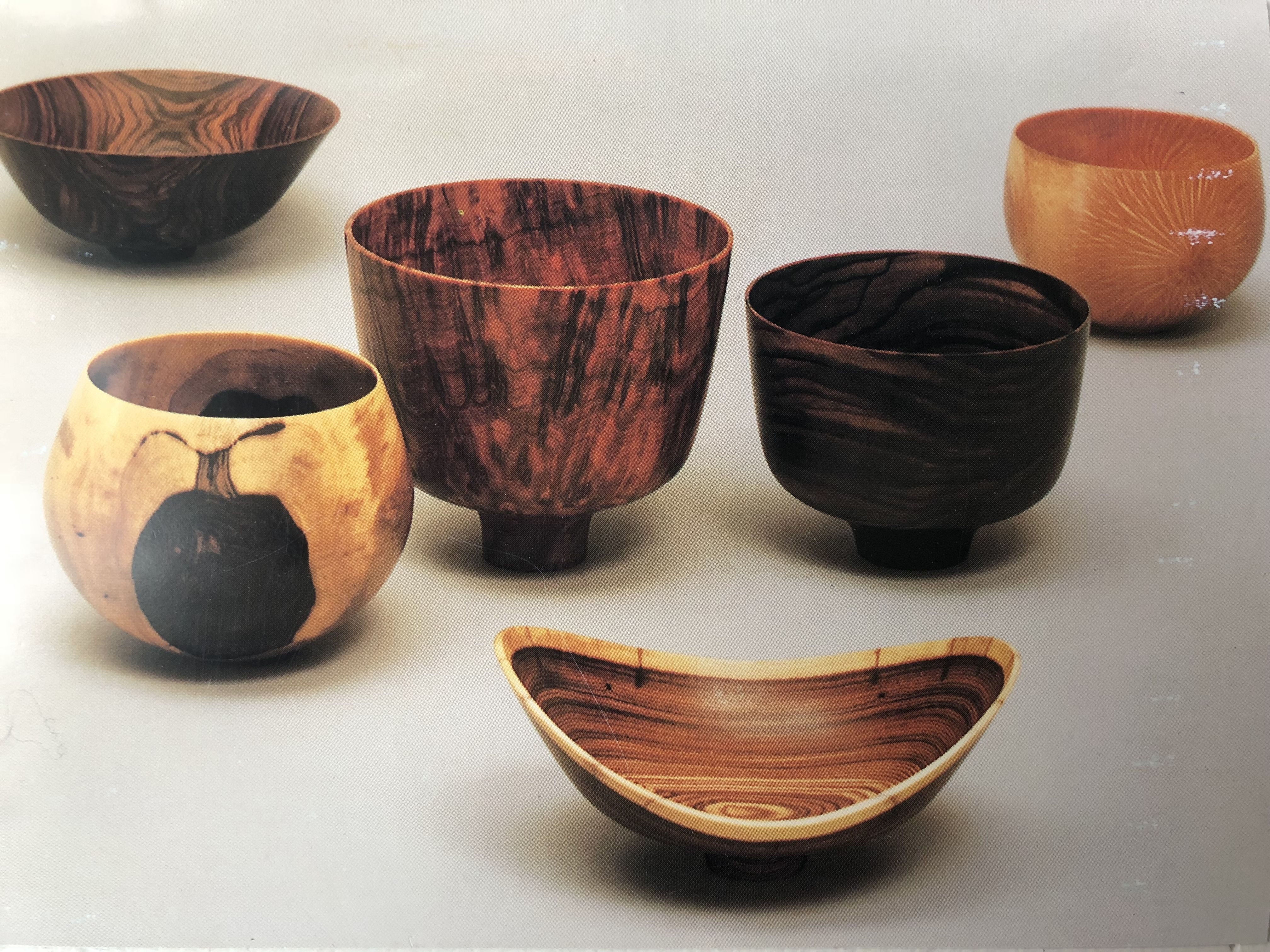 Bob Stocksdale's Famous Wooden Bowls Lived On The Shelves